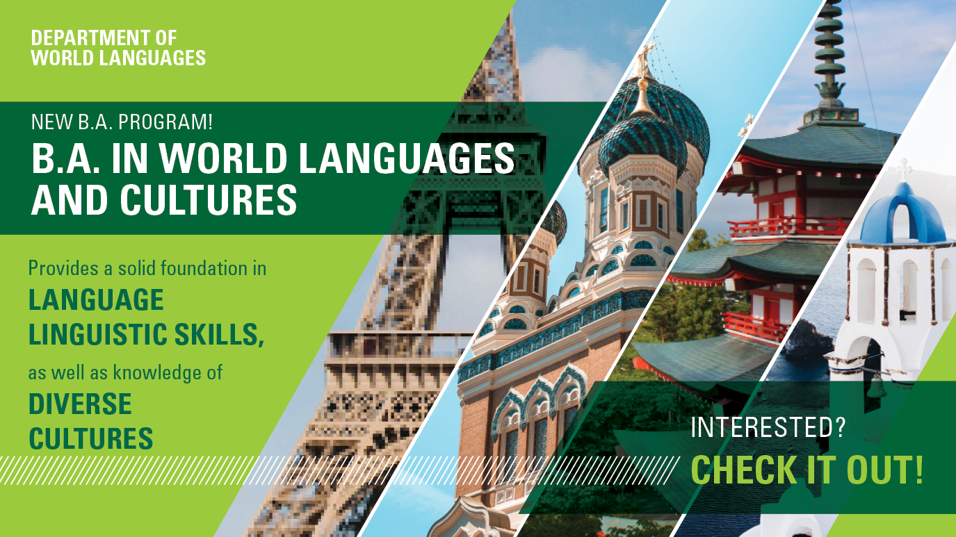 B.A. in World Languages