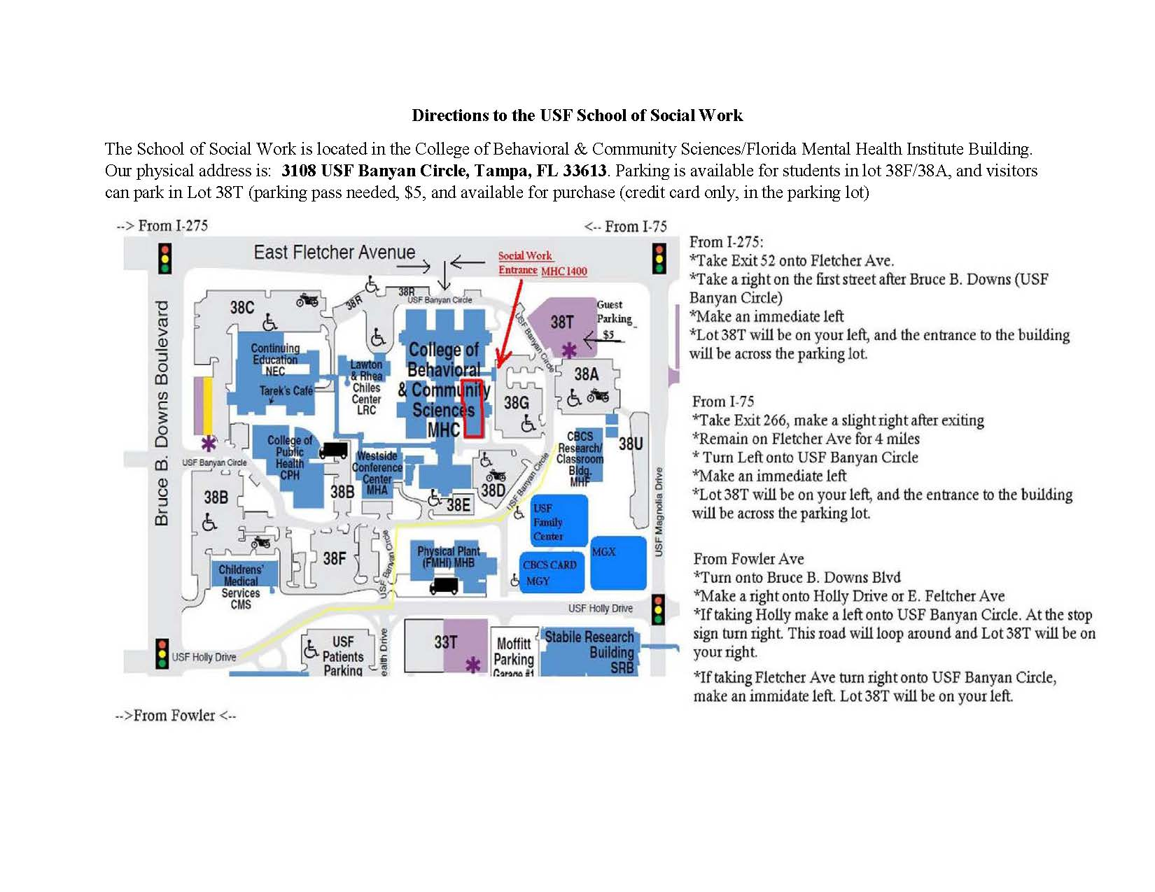 Best Of Diagram Map Of Usf Millions Diagram And Concept Wiring - Usf location map
