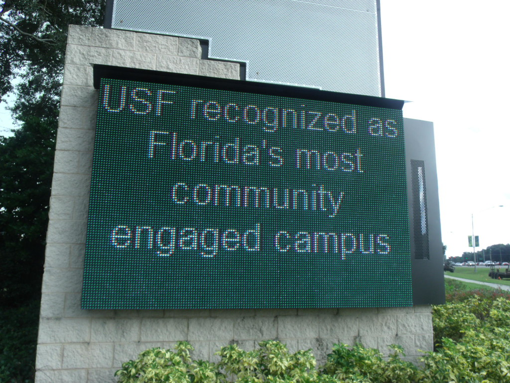 USF Billboard