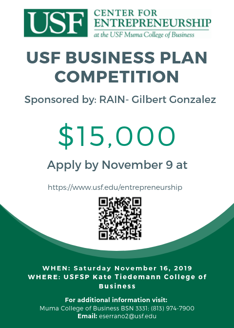university of florida business plan competition