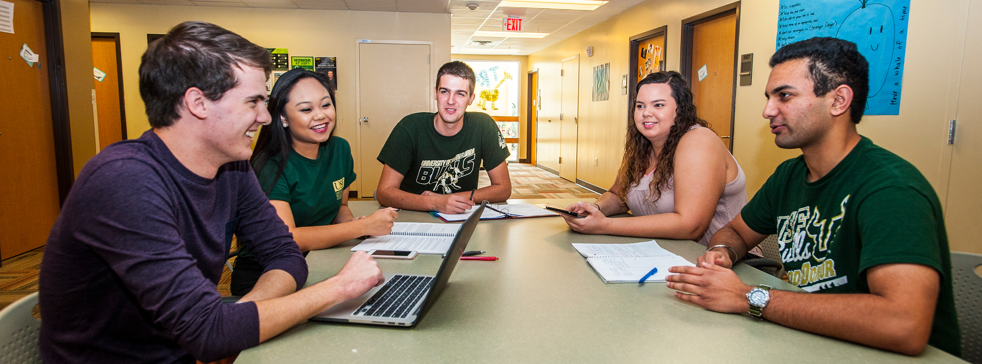 Honors College | University of South Florida