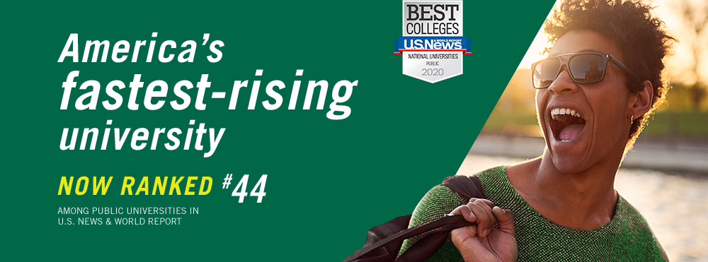 USF enters top 50 in U.S. News and World Report Best Colleges rankings for the first time.