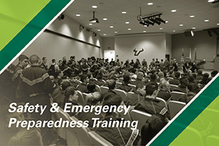 Safety and Emergency Preparedness Training