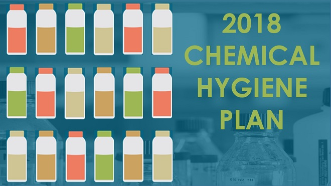 Revised Chemical Hygiene Plan