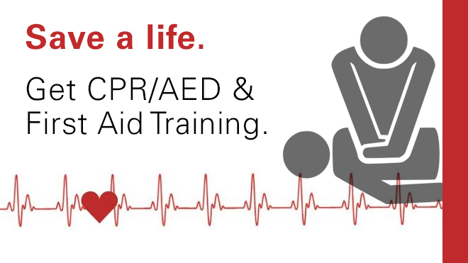 First Aid, CPR/AED Training