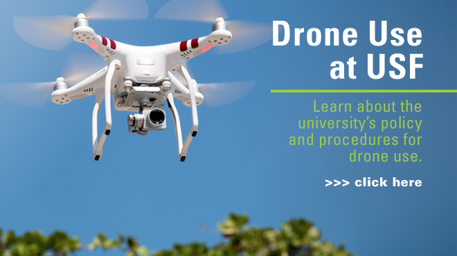Drone Use at USF