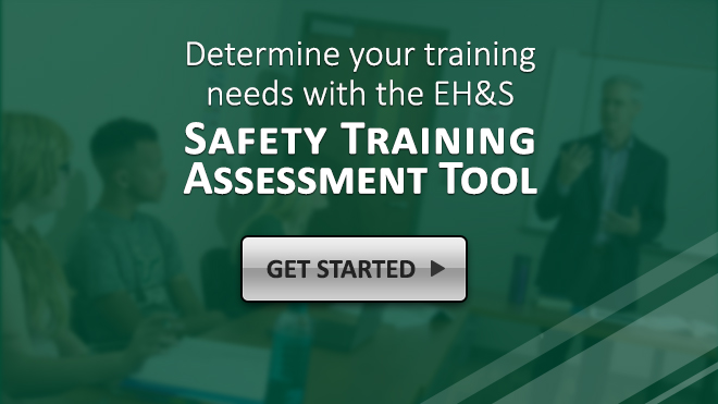 Safety Training Assessment Tool