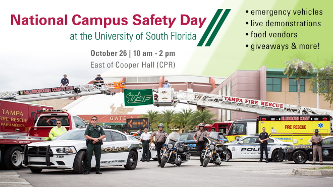 National Campus Safety Day