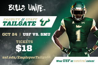 Faculty and Staff Tailgate - Tickets $18