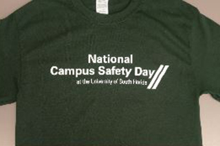 USF Campus Safety Day T-Shirt