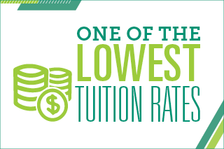 USF low cost of attendance
