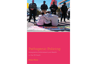 Cover of Policing Pathology book
