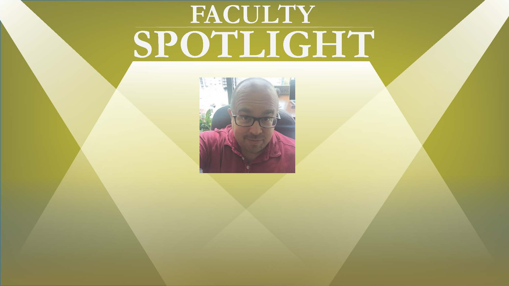 Communication Faculty Spotlight