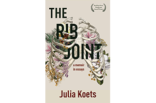Book cover for The Rib Joint by Julia Koets