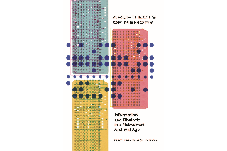 "Image shows cover of Nathan R. Johnson's ""Architects of Memory"""