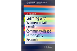 Book cover for Learning with Women in Jail by Jill McCracken
