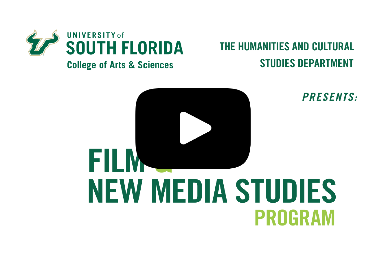 What do we do in Humanities and Cultural Studies? Watch a short video introduction.