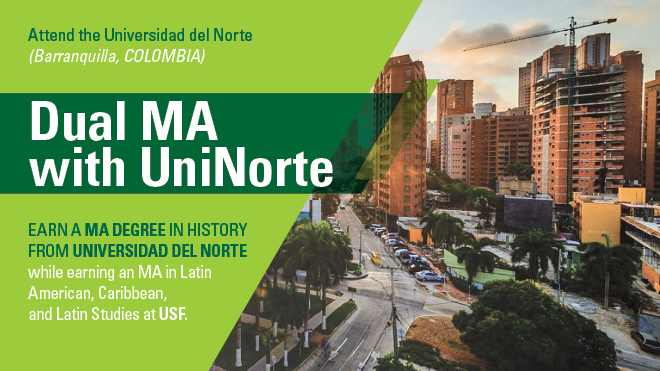 Earn a dual ma with UniNorte