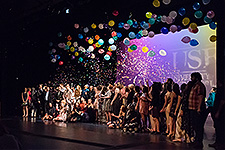 Apply for Graduation - Graduating students at the annual USF College of The Arts Graduation Celebration event.