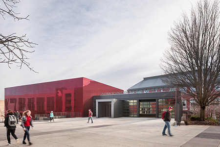 The new Jordan Schnitzer Museum of Art at Washington State University brings art to the forefront of university life—and the entire Inland Northwest region.