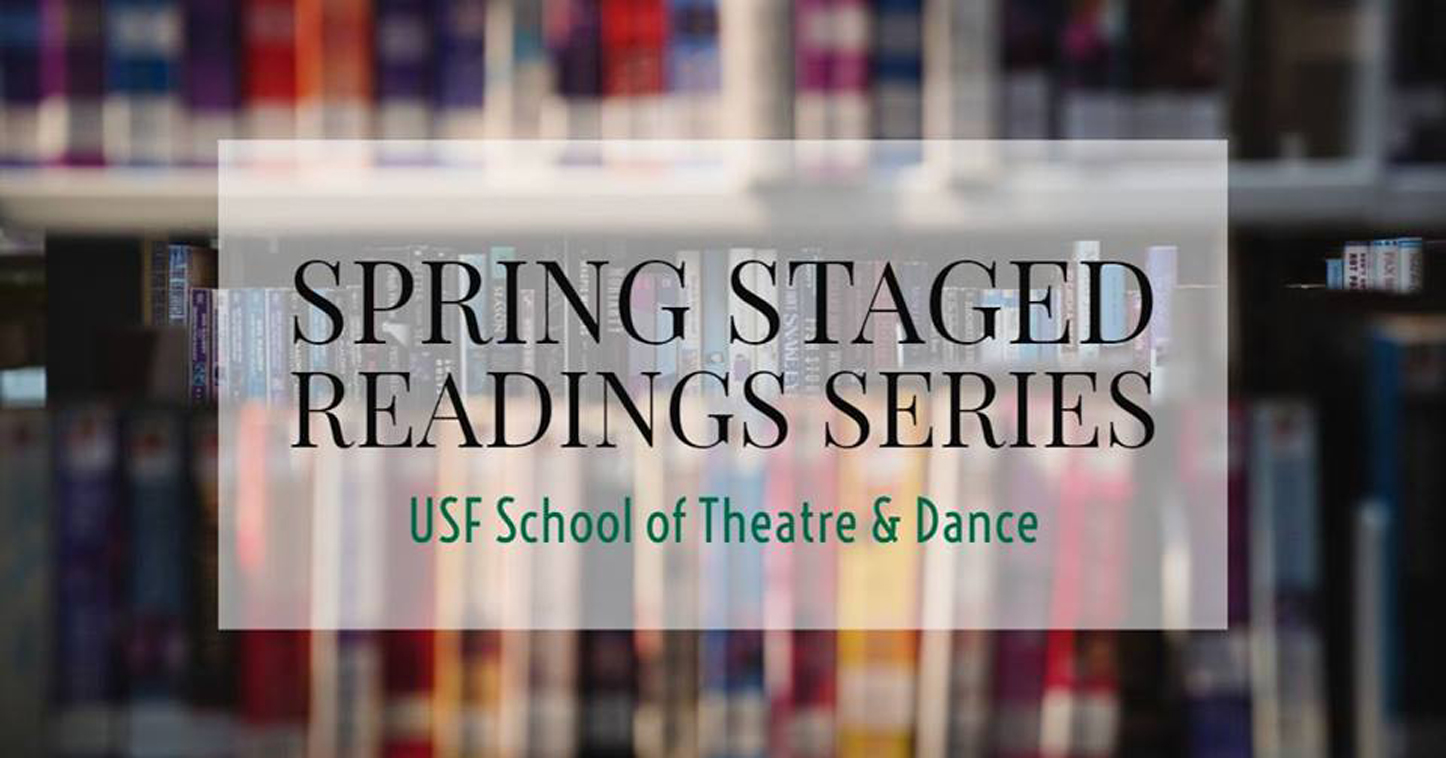Spring Staged Readings