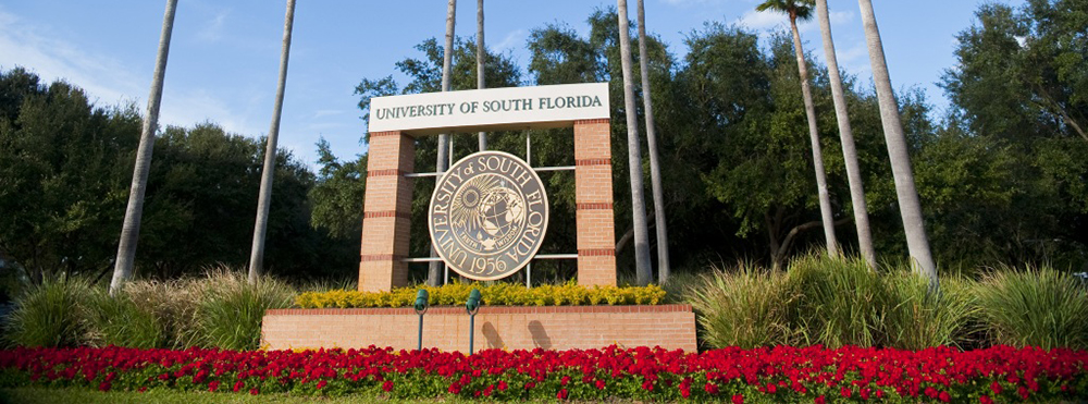 university of south florida front seal