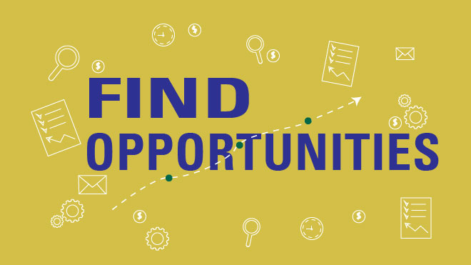 Find Opportunities