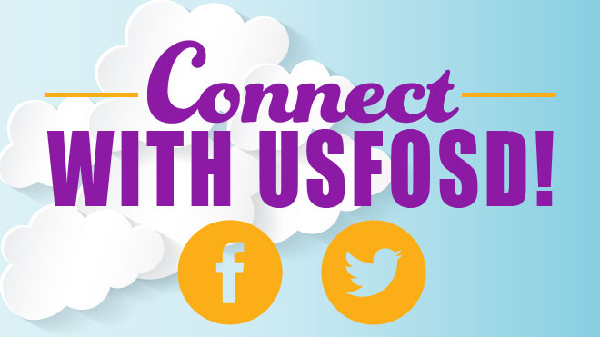 Connect with USFOSD