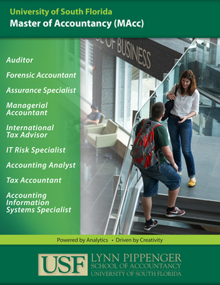 Master of Accountancy Brochure