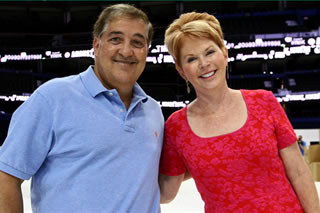 Jeff and Penny Vinik
