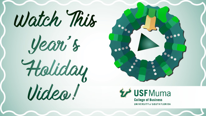 Watch This Year's Holiday Video!