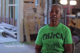 Lena Young Green - President, THJCA
