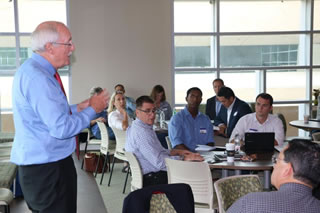 Joint Special Operations University Taps Muma College of Business Educators in First-of-a-Kind Workshop
