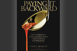 Paying It Backward Cover