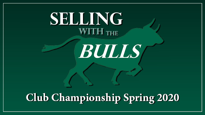 Selling with the Bulls