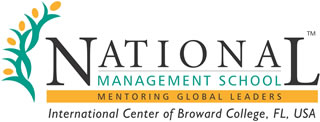 National Management School Logo