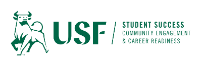 Logo for USF Community Engagement & Career Readiness