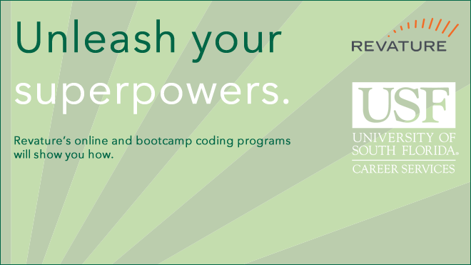 USF welcomes the Revature coding bootcamp program to Tampa