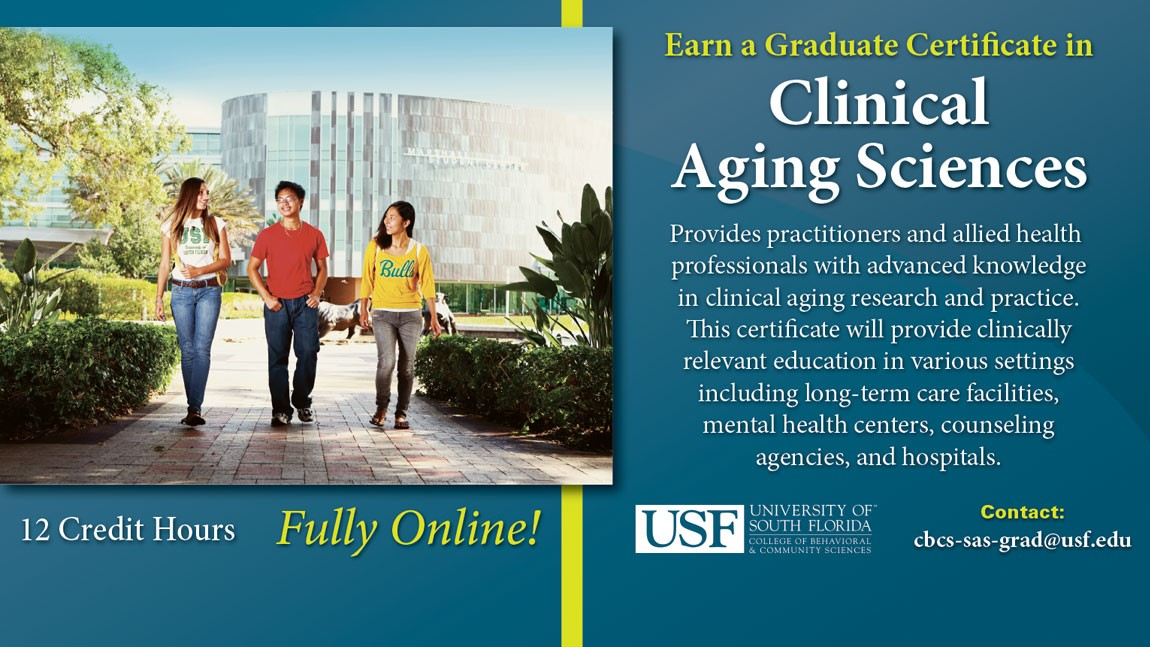 Clinical Aging Sciences