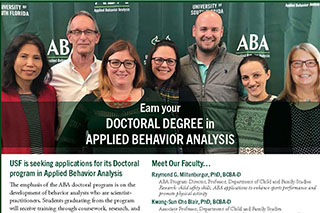 ABA PhD ad flyer