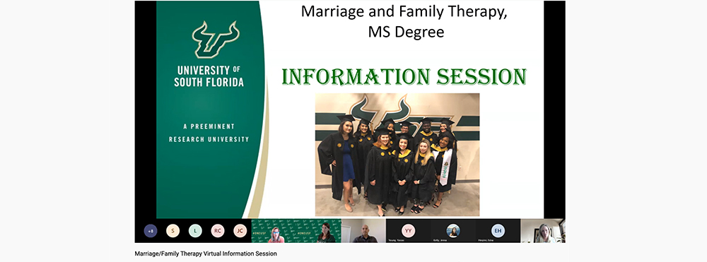 MFT Information Session