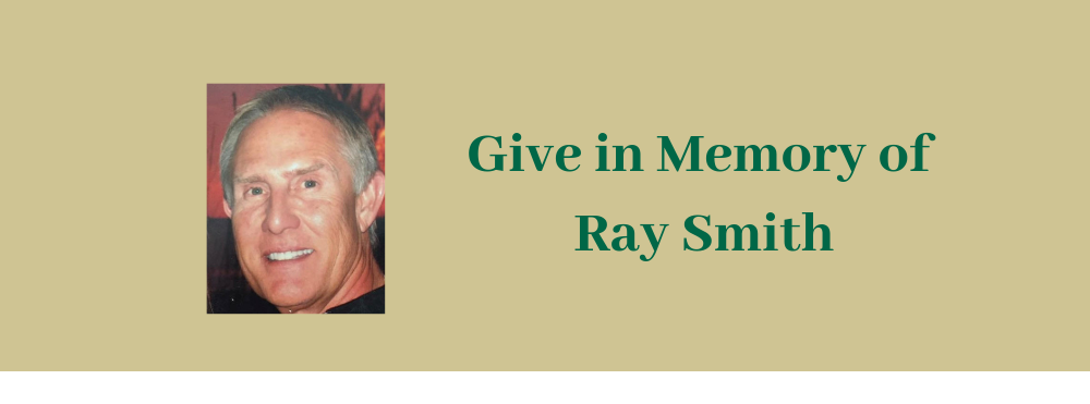 Give in Memory of Ray Smith