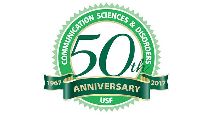 USF Communication Sciences & Disorders logo