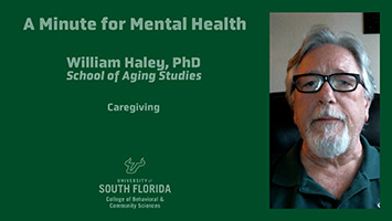William Haley: Caregiving