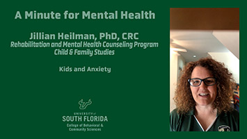 Jillian Heilman: Kids and Anxiety