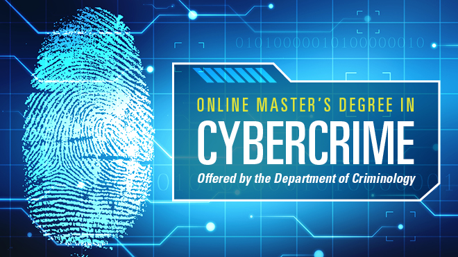 Online Master's in Cybercrime