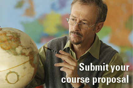 Submit your course proposal
