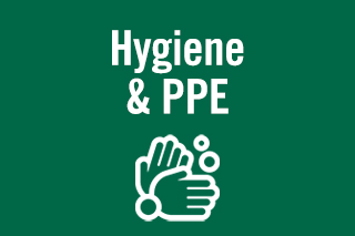 Hygiene and PPE