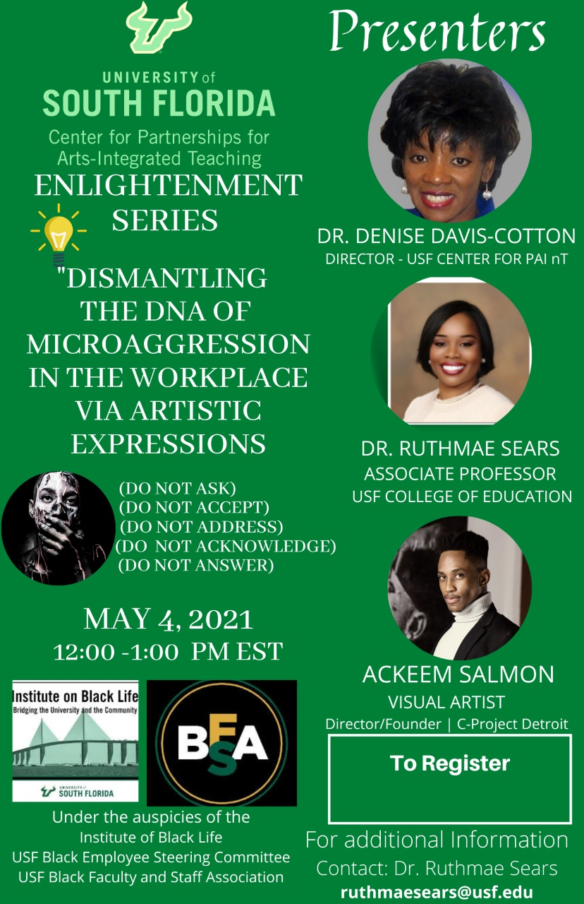 DNA of Microaggressions
