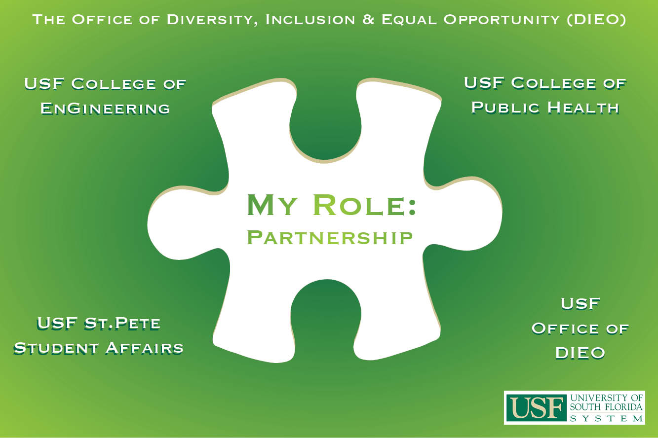 The Office of Diversity, Inclusion & Equal Opportunity, My Role: Sponsorship, 2017 Title IX Conference, University of South Florida System